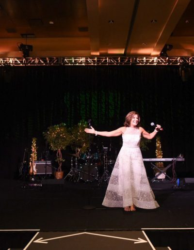 Photo-Lila-Princess-Gown-Hosting-Microphone-1a